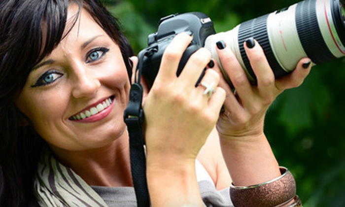 Photographic Workshops America - Downtown Tallahassee: 3.5-Hour Digital-Photography Course for One or Two on October 15 from Photographic Workshops America (Up to 80% Off)