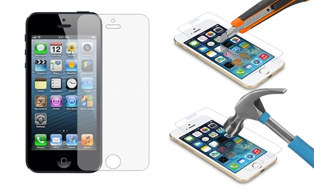 Urge Basics Tempered Glass Screen Protector for iPhone 5, iPhone 6/6+, or Galaxy S5