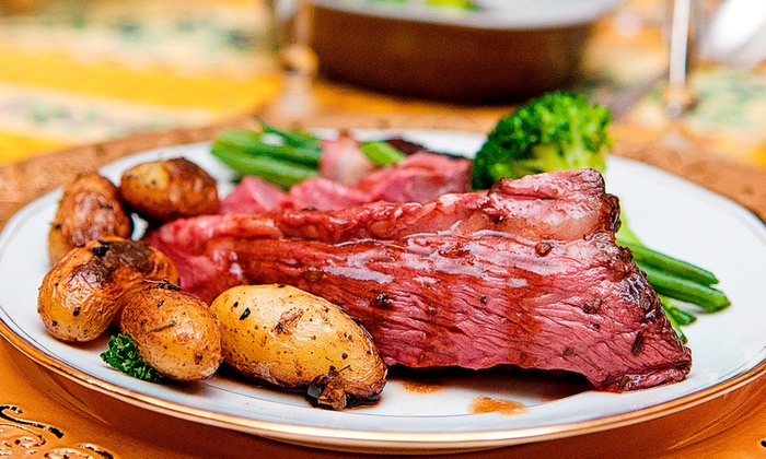 Summerhill Hotel and Suites - Non-Accommodation - Aberdeen: Sunday Carvery: Two Courses With Wine For Two or Four from £13.90 at Summerhill Hotel