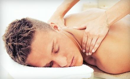 1 One-Hour Massage (a $75 value) - Rosci Salon Da' Spa in West Grove