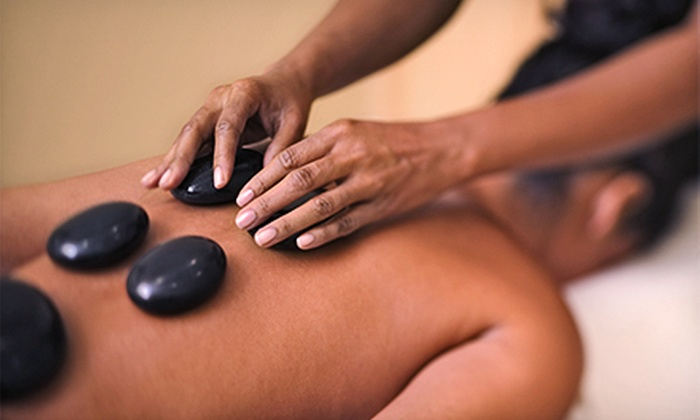 Core Cognitions Integrated Holistic Health Services - Multiple Locations: One or Three 60-Minute Hot-Stone Massages (Up to 52% Off)