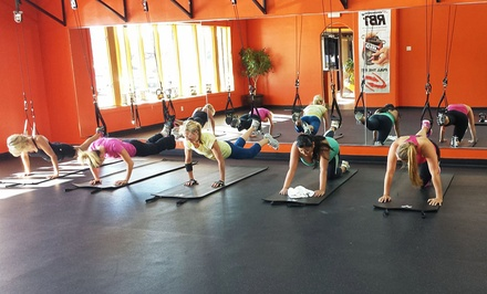 $34.99 for One Month of Unlimited Classes at Core Fitness ($69.95 Value)