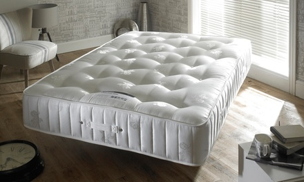 Handmade Signature 3000 Crystal Pocket Sprung Mattress