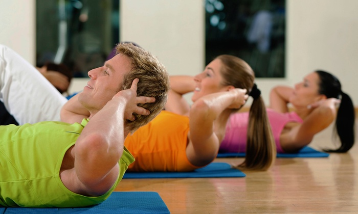 Paramount Fitness - Downtown Naples: 5 or 10 Group Fitness Classes at Paramount Fitness (Up to 70% Off)