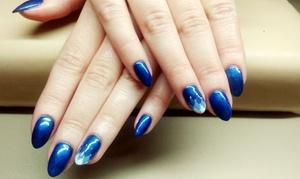 Studio kosmetyczne Alga: Hybrydowy manicure (29,99 zł) lub pedicure (39,99 zł) i więcej opcji w Studiu Kosmetycznym Alga (do -50%)