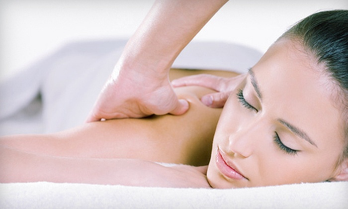 HealthSource Chiropractic and Progressive Rehab - Multiple Locations: $24 for a 50-Minute Massage at HealthSource Chiropractic and Progressive Rehab ($60 Value)