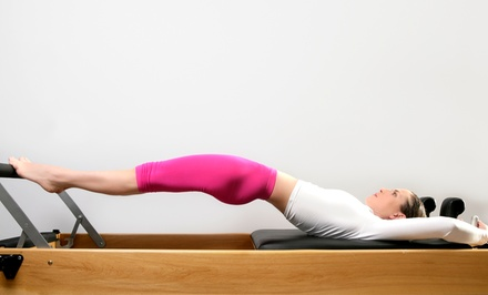 Pilates Reformer and Mat Classes at South Miami Physical Therapy & Pilates (Up to 67% Off)
