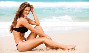 VIP Tanning Salon - Lake Orion: One or Two VersaSpa Pro Spray Tans or One Month of UV Tanning at VIP Tanning Salon - Lake Orion (Up to 50% Off)