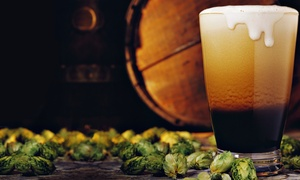 Strange Brew: Beer- or Wine-Making Supplies, or Beer- or Wine-Making Class for One or Two at Strange Brew (Up to 51% Off)