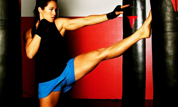 Xcel Fitness - Holladay: 10 XF Martial Arts Classes or One Month of Unlimited XF Martial Arts Classes at Xcel Fitness (Up to 82% Off)