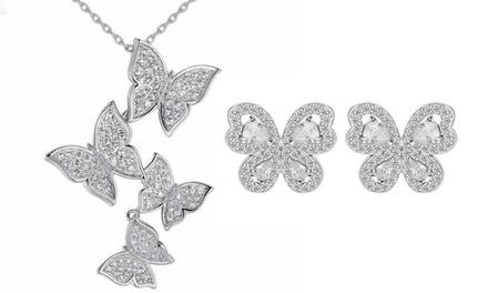 557d0d572fc5c Calendrier de l Avent cristaux Swarovski® avec bijoux et charms sur ...