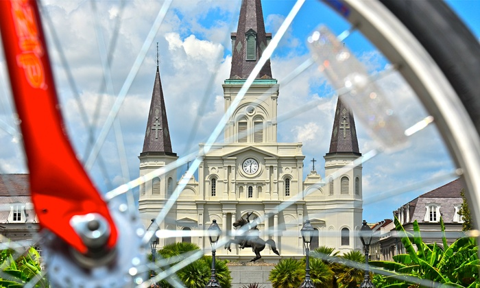 It's Easy! - French Quarter: $15 for One Four-Hour Electric Bike Rental at It's Easy! ($40 Value)