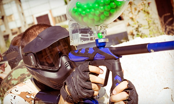 Florida Extreme Sports - Green Acres: Paintball for One, Two or Four with Rental Gear and 200 Paintballs Each at Florida Extreme Sports (Up to 59% Off)