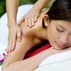 Thai-Massage mit Kräuter-Pressur