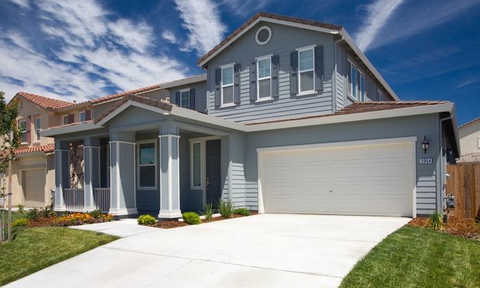 DocDoor Garage Door Services - Summerville: $67 for a Garage-Door Conditioning Package from DocDoor Garage Door Services ($200 Value)