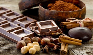 Chocolate Festival: Chocolate Festival: Adult Tickets with Free Children Entry, 19 - 20 November, Cattle Market