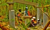 Skirmish Paint Ball - Multiple Locations: Skirmish Paintball: Play With 100 Paintballs For Five from £5 (93% Off)