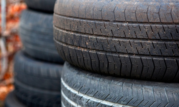 Scott's U Save - Central District: Oil Changes and Tire Services at Scott's U-Save (Up to 60% Off). Three Options Available.