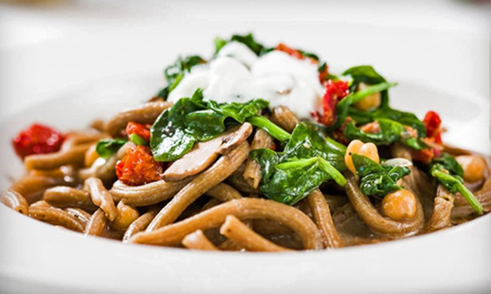 Sagra - Central East Austin: Locally Influenced Italian Cuisine for Two or Four at Sagra (Half Off)