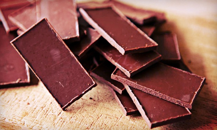 Alegio Chocolaté - Multiple Locations: $15 for a 45-Minute Chocolate-Tasting Tour for Two at Alegio Chocolaté ($30 Value)
