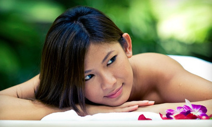 My Day Tan & Spa - Temecula: $69 for a Spa Package with One-Hour Swedish Massage and One-Hour Facial at My Day Tan & Spa in Temecula ($150 Value)