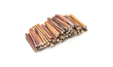 66 off on 6 bully sticks 25 pack groupon goods. Black Bedroom Furniture Sets. Home Design Ideas