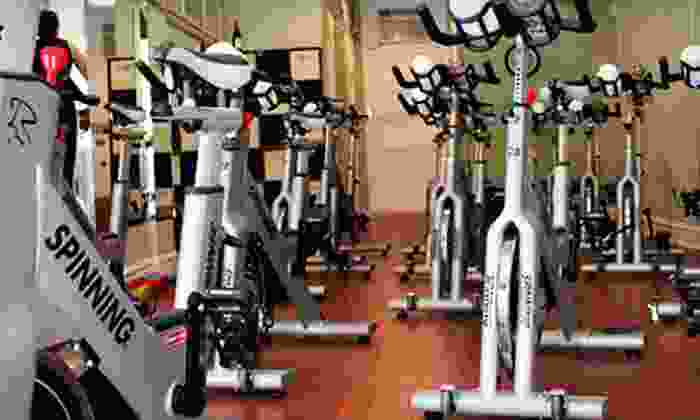 Revolution Spin - Revolution Spin: Three, Five, or Eight Spin Classes at Revolution Spin in Evanston (Up to 78% Off)