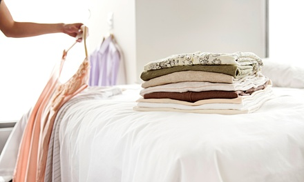 Comforter Cleaning or $10 for $25 Worth of Full-Service Laundry at Springfield Family Laundry