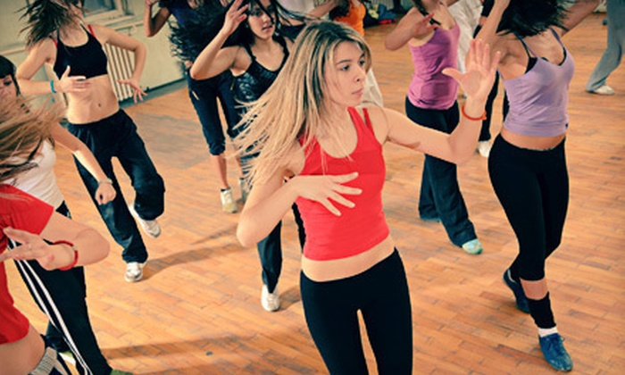Dare To Dance - Cincinnati: $20 for 10 Zumba Classes at Dare to Dance ($115 Value)