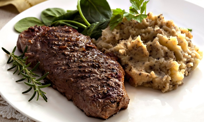 Rizzi's Restaurant - Rizzi's Restaurant: $20 for $35 Worth of Upscale Italian Food and Drinks at Rizzi's Restaurant