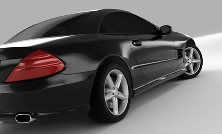 Tinting, Headlight Restoration, or UV Kit at AACE Glass, Tinting, & Security Films (Up to 61% Off). Four Options.