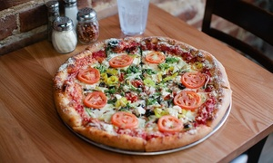 Mellow Mushroom: $15 for $20 Worth of Pizza, Hoagies, and Salads at Mellow Mushroom. Two Locations Available.