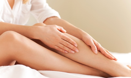Laser Hair-Removal Treatments at Dolce Med Spa & Boutique (Up to 88% Off). Nine Options Available.