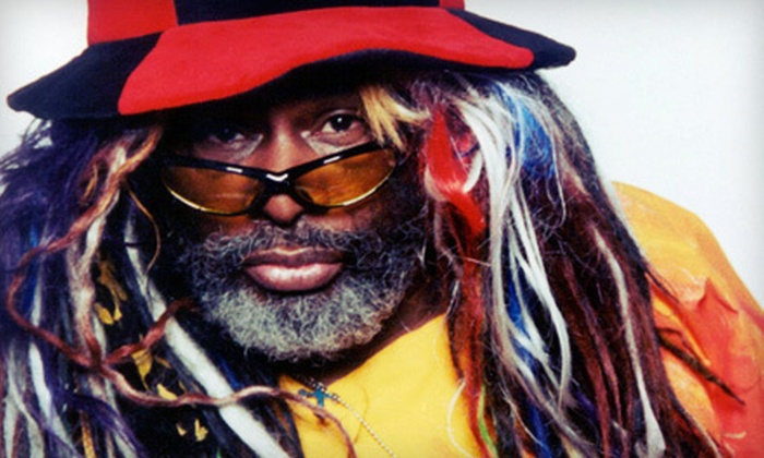 Funk-A-Palooza with George Clinton - Universal City: Ticket to Funk-A-Palooza with George Clinton at Gibson Amphitheatre at Universal City on March 23 (Up to $57.85 Value)