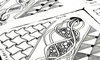 Up to 50% Off Zentangle Art Class for One or Two