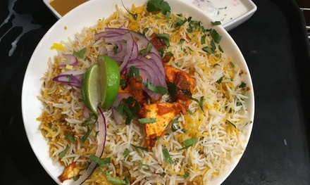 Indian Cuisine for Two, Four, or More People at Bheemas (Up to 38% Off). Four Options Available.