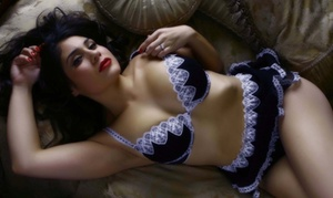 "Lupe Aguilar Photography: $49 for One-Hour Boudoir Photo Session with 8""x10"" or Two 5""x7"" Prints and CD at Lupe Aguilar Photography ($490 Value)"