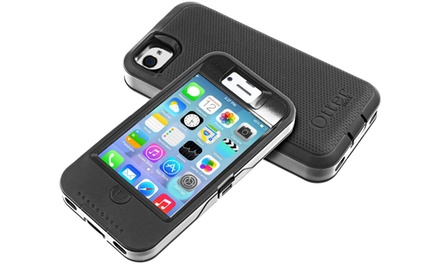 OtterBox iON Intelligence Defender Series Case with External Battery Backup for iPhone 4/4S