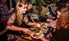 Dishcrawl - Westmount: 124th Street Neighbourfood Restaurant-Tasting Event for One or Two from Dishcrawl on Sunday, August 25 (Up to 51% Off)