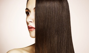 Top Priority Salon: $99 for a Keratin Treatment at Top Priority Salon ($250 Value)
