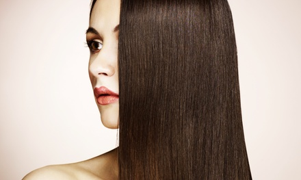 $99 for a Keratin Treatment at Top Priority Salon ($250 Value)