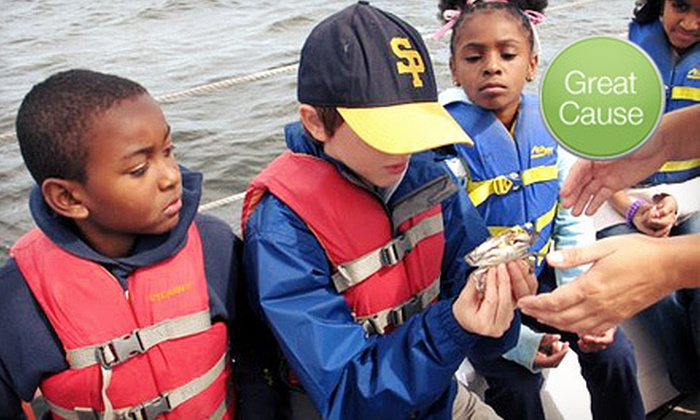 Chesapeake Bay Trust - SBIC/ West Federal Hill: $10 Donation for Youth Outdoor Exploration