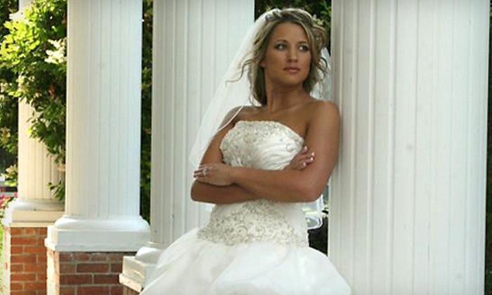 Jenn by Design - Lakes Of Sterling Gate: Bridal and Bridal Party Hairstyling from Jenn by Design (Up to 54% Off). Three Options Available.