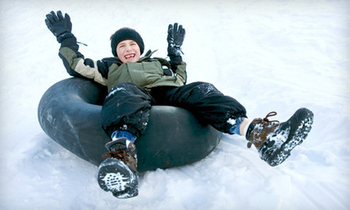 Soldier Hollow - Heber City West: $10 for Two Hours of Snow Tubing from Soldier Hollow (Up to $20 Value)