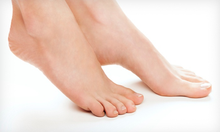 Midtown Podiatric Center - Midtown Center: Laser Toenail-Fungus Removal for One or Both Feet at Midtown Podiatric Center (Up to 70% Off)