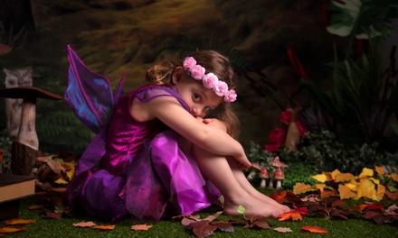 Fairy Photoshoot With Photo Mug