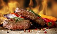Steak irlandais et dessert au choix pour 2 ou 4 personnes dès 24,99 € au restaurant LEntrain
