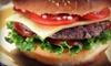 Up to 52% Off Pub Food at Legends Tavern & Grille