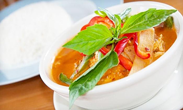 Zato Thai Cuisine & Sushi Bar - Dallas: $15 for $30 Worth of Thai Cuisine and Sushi at Zato Thai Cuisine & Sushi Bar