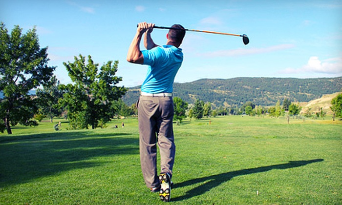 The Rogue Golf Club - Sparta: 18-Hole Round of Golf with Cart Rental for One, Two, or Four at The Rogue Golf Club in Sparta (Half Off)